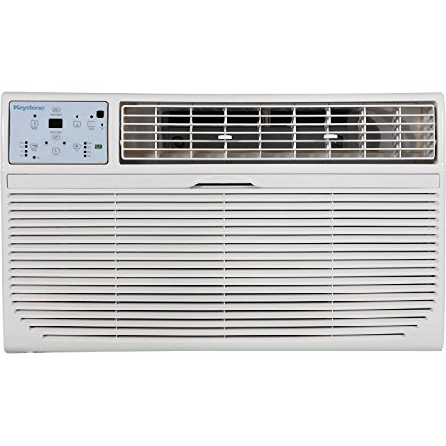"Necessity KSTAT12-1C 12000 BTU 115V Through-the-Wall Air Conditioner with ""Follow Me"" LCD Remote Control"