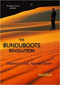 "the bunduboots revolution - ""Skeleton Coast, Namib Desert""[NON-US FORMAT, PAL]"