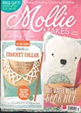 FUTURE Mollie Makes Magazine Issue 35 + Free Crochet Collar Kit