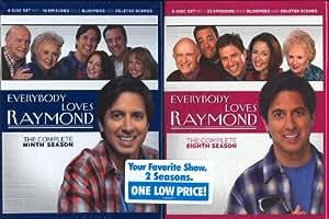 Everybody Loves Raymond Seasons 8 and 9