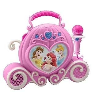 Disney Princess Enchanting Sing-Along Boombox