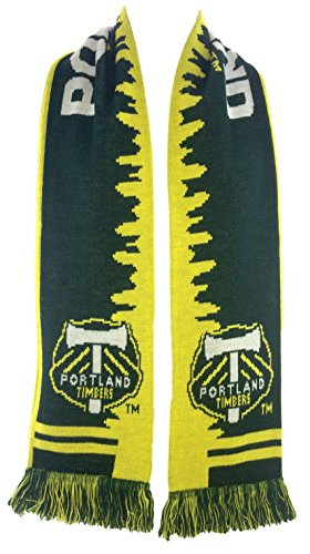 Official Portland Timbers Crosscut Saw Scarf
