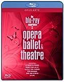 The Blu Ray Experience, Vol. 2: Opera, Ballet, Theatre (Le Nozze di Figaro/Romeo and Juliet/La Fille mal Gardee/Don Giovanno/Dido and Aeneas/Sylvia) [Blu-ray]