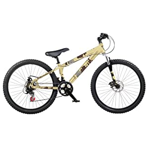 Boss Oxide Men's Bike - Gold, 26 Inch