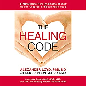 The Healing Code Hörbuch