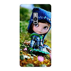 Stylish Cute Kid Multicolor Back Case Cover for OnePlus Two