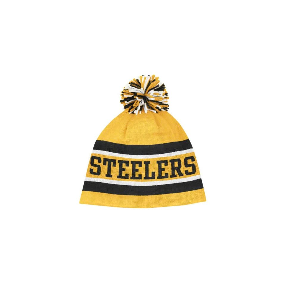 Mens Pittsburgh Steelers Cairo Cuffless Knit Cap on PopScreen da1f1667d