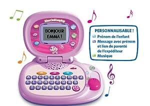 Leapfrog - 81165 - Jeu Educatif - Mon Ordi Leaptop Rose