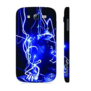 Samsung Galaxy J7 Electronic Dance Music designer mobile hard shell case by Enthopia