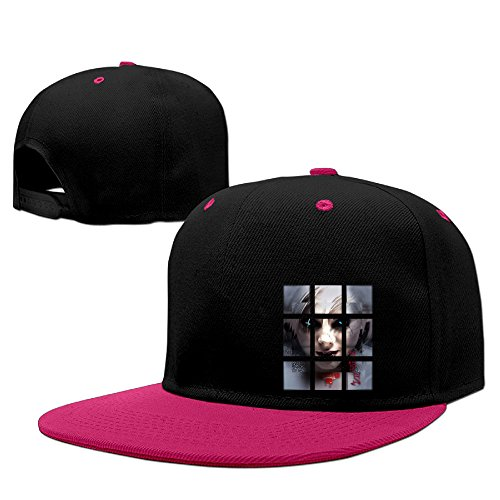 Jade IN THIS MOMENT RISING DEAD Heavy Metal Band Flat Bill Snapback Adjustable Sports Cap Pink (Dead Rising Merchandise compare prices)