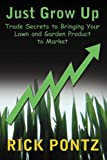 img - for Just Grow Up book / textbook / text book