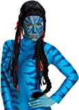 Avatar Neytiri Deluxe Wig, Black, One Size