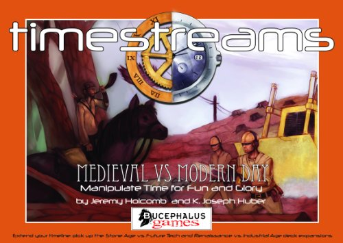 Timestreams: Medieval vs Modern Day Game
