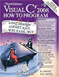 Visual C# 2008 How to Program (3rd Edition)