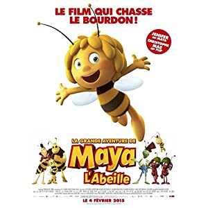 La Grande aventure de Maya l'abeille [Blu-ray 3D & 2D + DVD]