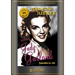 Ford Star Jubilee: Judy Garland