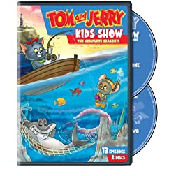 Tom & Jerry Kids Show: The Complete Season One