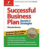 img - for Successful Business Plan: Secrets & Strategies (Successful Business Plan) (Paperback) - Common book / textbook / text book