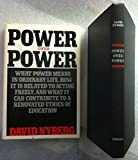 img - for Power over Power: What Power Means in Ordinary Life, How It Is Related to Acting Freely, and What It Can Contribute to a Renovated Ethics of Educatio by David Nyberg (1981-09-01) book / textbook / text book