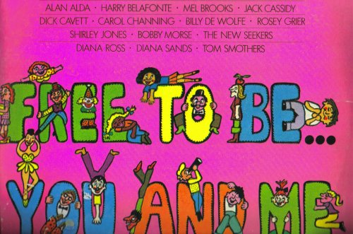 Diana Ross - Free To Be... You And Me [ LP Record Album ] Marlo Thomas And Friends - Zortam Music