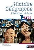 Histoire-Géographie - Education civique - Tle ST2S