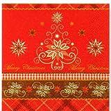 Paper+Design ペーパーナフキン クリスマス モミの木