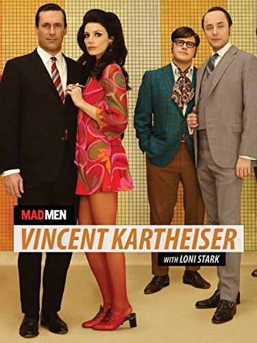 Mad Men: Vincent Kartheiser with Loni Stark