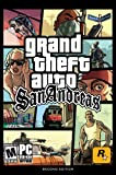 Grand Theft Auto: San Andreas Version 2.0 (DVD)
