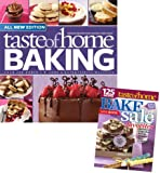 Taste of Home Baking All-New Edition (with Bonus Book): 125 Bake-Sale Favorites!