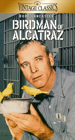 Birdman of Alcatraz [VHS] [Import]