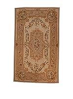 Eden Carpets Alfombra Aubusson Marrón 248 x 150 cm