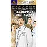 The Importance of Being Earnest [VHS]
