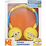 Minions Despicable Me Minions Headphones