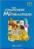 echange, troc Jean-Paul Blanc, Paul Bramand, Patrick Debû, J Gély, Collectif - Pour comprendre les mathématiques CE1 : Fichier de l'élève