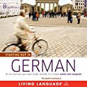 Starting Out in German (       UNABRIDGED) by Living Language