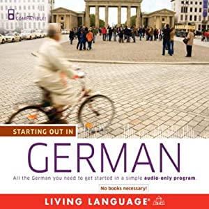 Starting Out in German Audiobook