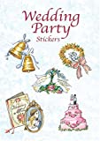img - for Wedding Party Stickers (Dover Stickers) book / textbook / text book