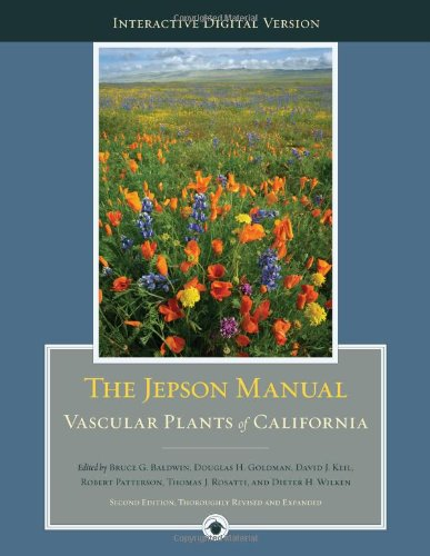 The Jepson Manual: Vascular Plants of California