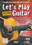 Let's Play Guitar: Songbook und Gitar...