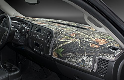 Coverking Custom Fit Dashboard Cover for Select Chevrolet S10-Pickup Truck - Velour/Poly Cotton Canvas (Mossy Oak) (Chevrolet Truck Dashboard Cover compare prices)