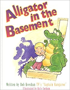 alligator in the basement bob keeshan new and used