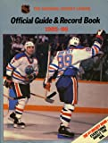 img - for The National Hockey League Official Guide & Record Book 1985 - '86 book / textbook / text book