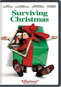 Surviving Christmas by Dreamworks Video
