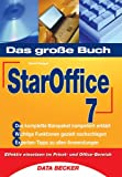 img - for Das gro  e Buch StarOffice 7 book / textbook / text book
