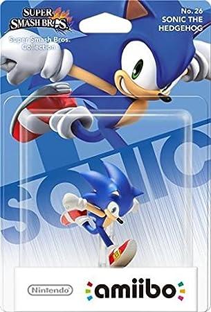 Nintendo - Figura Amiibo Smash Sonic
