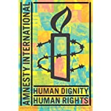 Amnesty International Candle & Barbed Wire Poster