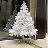 Hengda-Hoch-Knstlicher-Weihnachtsbaum-Tannenbaum-Christbaum-mit-Stnder-knstliche-Tanne-180cm-Wei