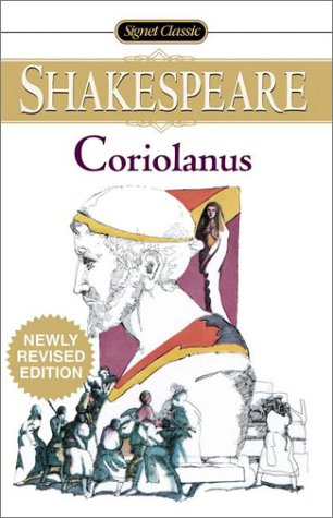 """a literary analysis of the tragedy of coriolanus by william shakespeare Coriolanus whose tragedy can be traced to an """"intricate and distorted oedipus complex in critical literary theory added another dimension of readings for many of shakespeare's works, including coriolanus traditional psychoanalytic readings of coriolanus tend to """"psychoanalysis into literary criticism [] to relate [a."""
