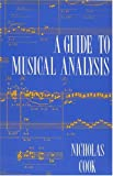 A guide to musical analysis /