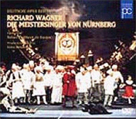 ニュルンベルクのマイスタージンガー*楽劇 [DVD]